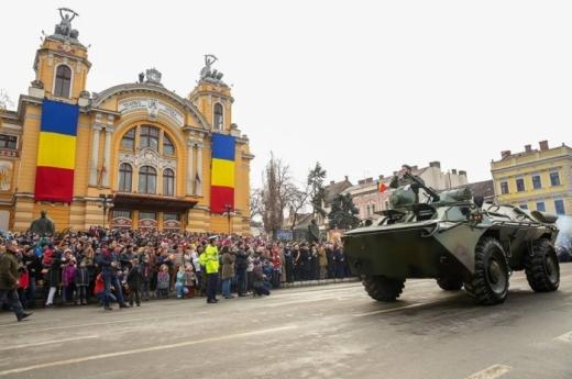"""Fără spectacole în Piața Unirii sau paradă de Ziua Națională la Cluj. Boc: """" Anul acesta va fi o ceremonie sobră"""""""