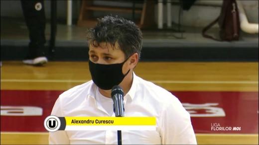 Alex Curescu a fost demis de la Universitatea Cluj