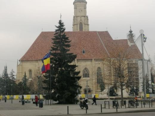 Cluj-Napoca se pregătește de Crăciun! Vom avea brad și luminițe în centrul orașului