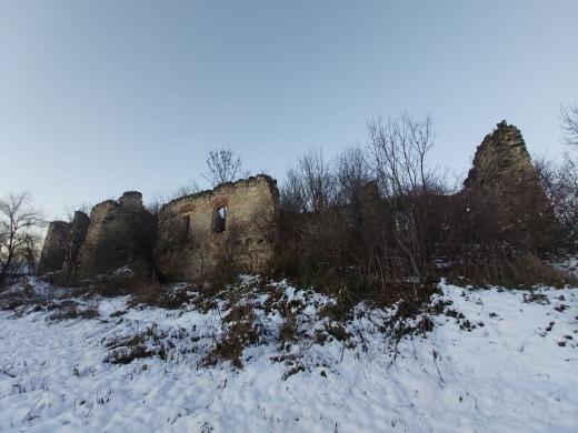 Castelul Bocskai din Aghireșu, foto: Raymond FÜSTÖS