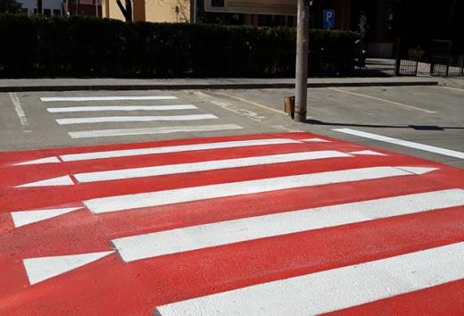 Atenție, șoferi! Trafic restricționat în Centru. Începe realizarea marcajelor rutiere în Piața Lucian Blaga
