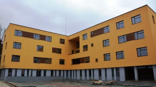 Cel mai modern internat pentru elevii deficienți de auz, construit la Cluj-Napoca. GALERIE FOTO
