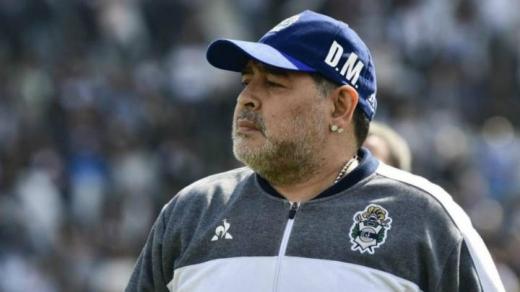 ȘOC în lumea fotbalului. Diego Maradona a murit