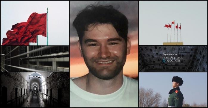 Apel la autorități pentru aducerea în țară a profesorului Marius Balo, condamnat în China la închisoare