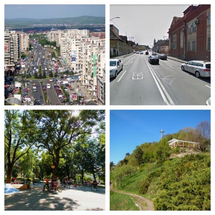 Fonduri europene pentru studiile a 4 proiecte de reamenajare: Piața Mărăști, Calea Mănăștur, Parcul I. L. Caragiale și Cetățuia