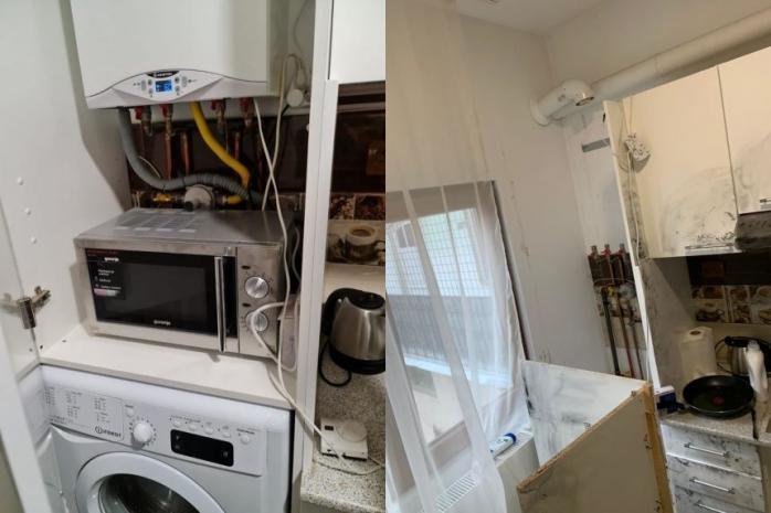 Doi chiriași au vandalizat apartamentul unei bistrițence stabilită la Cluj. Hoții au furat centrala termică și alte bunuri