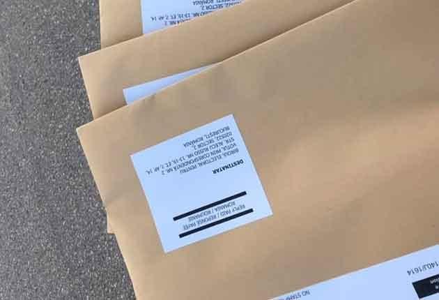 Câți români au votat deja prin corespondență pentru alegerile parlamentare din 6 decembrie?