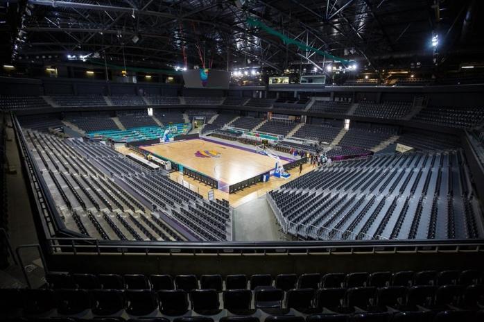 BT Arena va organiza prima etapă din Liga Națională de Baschet