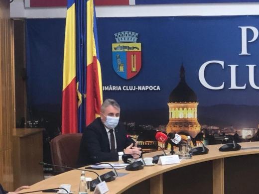 Declaratii Lucian Bode la Cluj