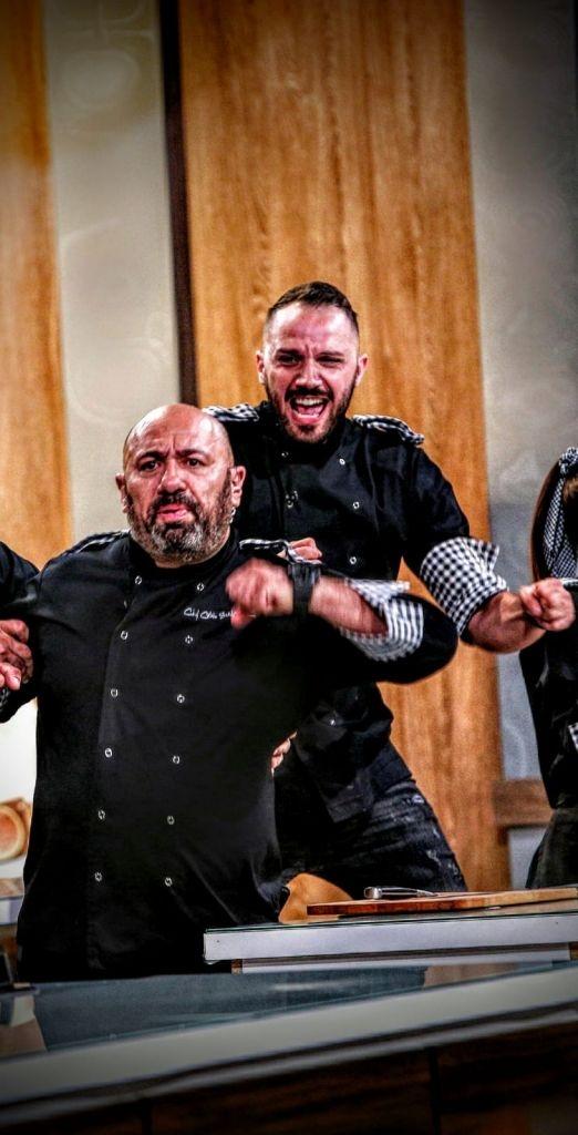"""Paul Maxim, despre experiența Chefi la Cuțite: """"Este frumos dar și greu să lucrezi cu Chef Scărlătescu"""". VIDEO/GALERIE FOTO"""