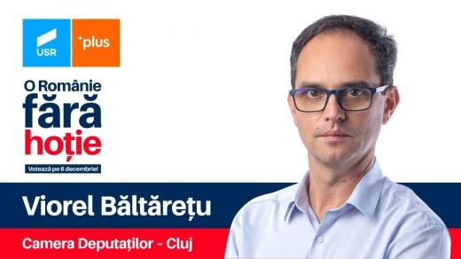 Antreprenori sub lupă. Profil de candidat: Viorel Băltărețu (P.E.)
