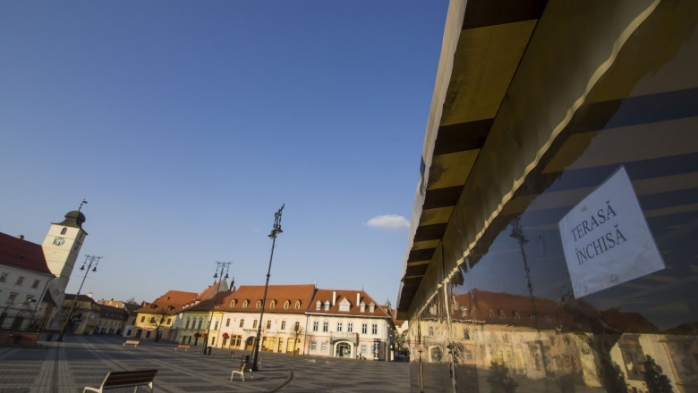 Carantina din Sibiu a fost prelungită pentru încă 7 zile. Încă o localitate din județ aplică această măsură