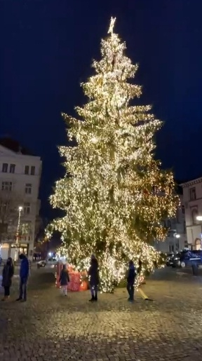 luminitele-festive-au-fost-aprinse-la-cluj-trei-copii-au-apasat-butonul-magic-la-indemnul-primarului-emil-boc
