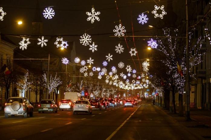 FOTO. Cluj-Napoca, un oraș de 5 STELE în preajma sărbătorilor de Crăciun