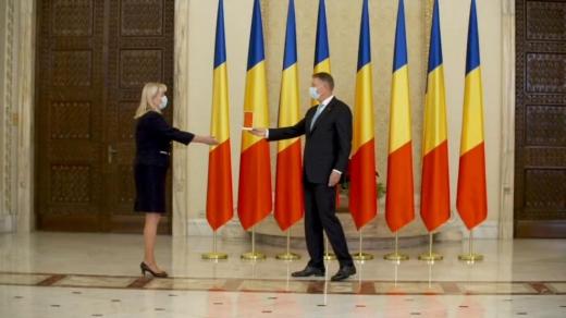 """UMF """"Iuliu Hațieganu"""" Cluj-Napoca a primit Ordinul Meritul Sanitar în grad de Cavaler în contextul luptei cu pandemia COVID-19"""