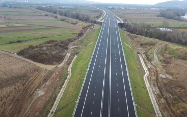 Marea inaugurare! Lotul 1 pe Autostrada Turda-Sebeș va fi deschis azi