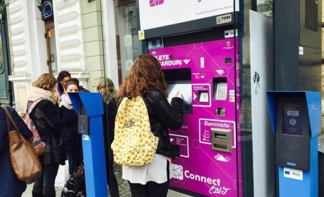 Studenții își vor putea prelungi abonamentele CTP la Automatele din stații