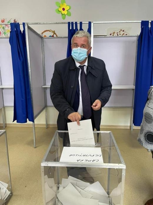 Daniel Buda la alegerile parlamentare 2020