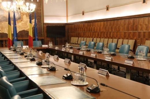 Cine se va așeza la masa Guvernului?