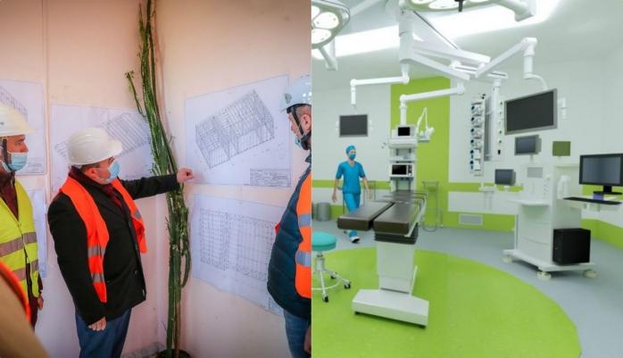 La un secol de la construcție, un spital din Cluj intră în reparații capitale. FOTO