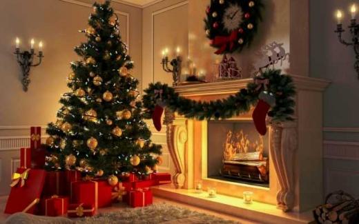 De ce românii au început să împodobească brazii de Crăciun?