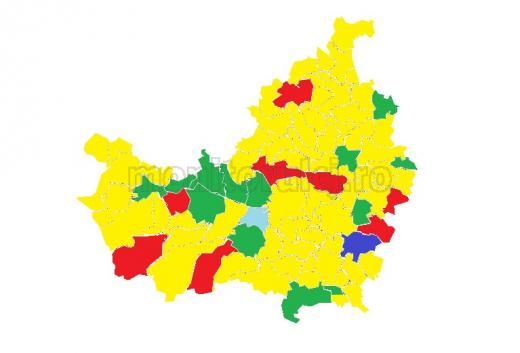 ALEGERI PARLAMENTARE 2020. Cum au votat clujenii? VEZI REZULTATELE pe localități