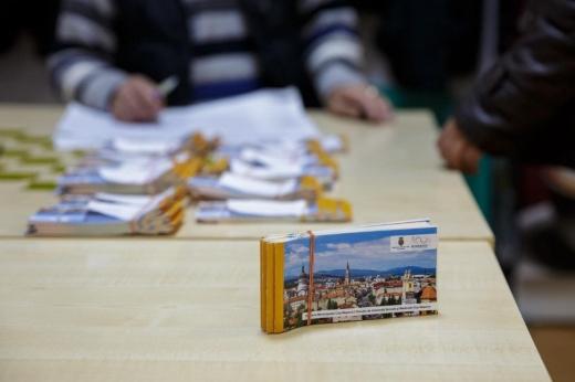 """Primăria oferă tichete clujenilor cu o situație socială vulnerabilă. Boc: """"Nimeni nu e lăsat în urmă"""" FOTO"""