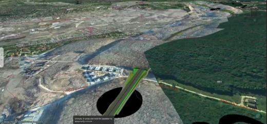 Plimbare virtuală pe Centura Metropolitană. Principalele noduri, tuneluri și pasaje, prezentate de proiectanți - VIDEO