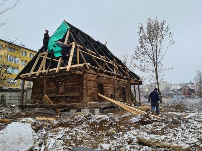Casa salvată de la dispariție de UTCN
