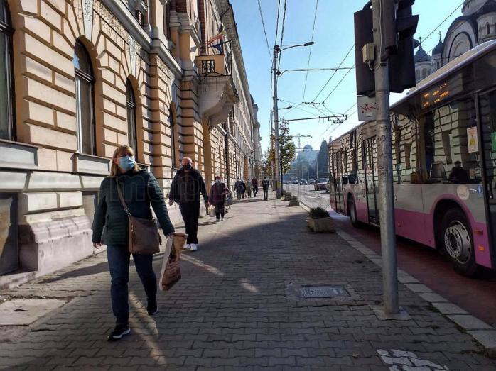 Incidența COVID19 în Cluj coboară constant. În curând s-ar putea ridica câteva restricții