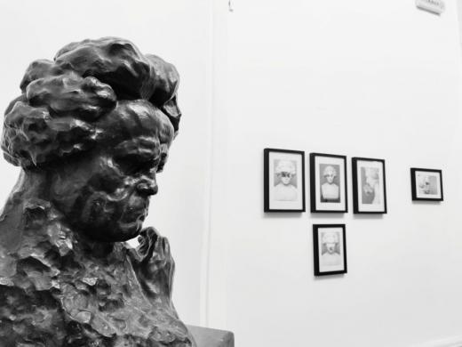 Liceul Elf lansează expoziția de artă Beethoven Reloaded, cu ocazia zilei de naștere a renumitului compozitor. GALERIE FOTO