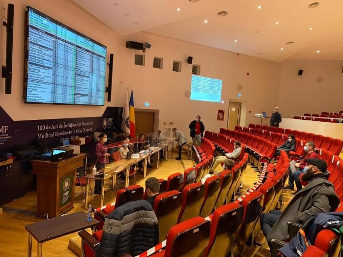 Absolvenții UMF Cluj au obținut cele mai bune punctaje pe țară la concursul de rezidențiat