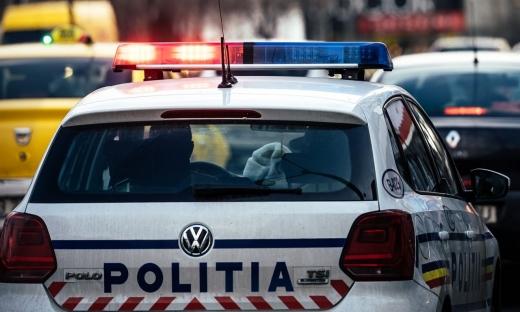 Beți, drogați și fără permis, prinși de polițiști la volan prin Cluj