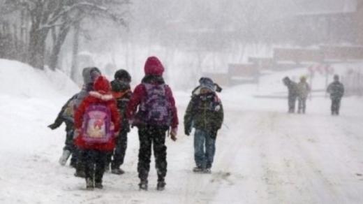 Vacanța de iarnă 2020-2021. Elevii vor avea vacanță trei săptămâni!