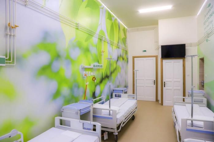 Condiții hoteliere la o secție clinică din Cluj! Investiție de peste 2 milioane de lei. GALERIE FOTO