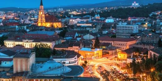Clujul în topul orașelor în care ar dori să locuiască românii