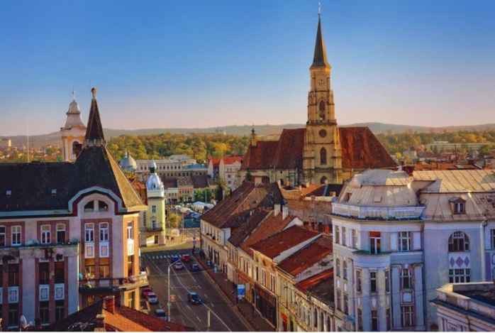 Rata de infectare COVID19 cu câteva zile înainte de Crăciun. Care sunt incidențele din fiecare localitate din Cluj?