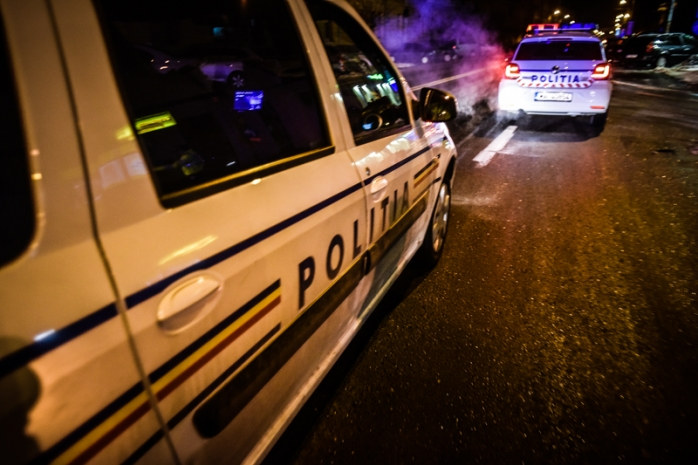 Urmărire ca-n filme pe străzile din Cluj! Un tânăr a fugit de poliție pentru că nu avea declarație