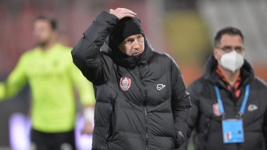 """Edi Iordănescu face """"curățenie"""" la CFR. Doi jucători pleacă din Gruia"""