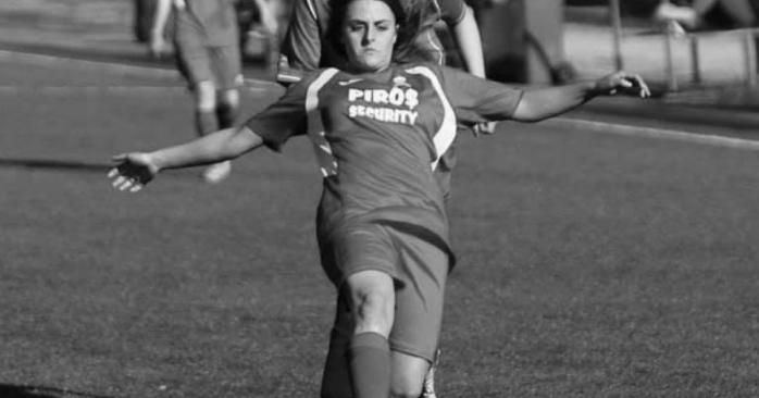 Doliu în sportul feminin. Fotbalista Alice Cociuba a murit în Ajunul Crăciunului