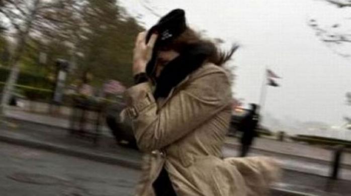 A fost emisă o avertizare cod galben de vânt puternic, la Cluj