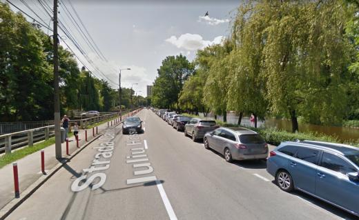 """Modernizare FĂRĂ PISTE de biciclete pe patru străzi din centrul Clujului. Boc: """"Ar fi însemnat să distrugem zeci de arbori"""""""