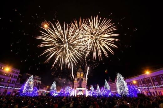 La Cluj-Napoca NU va avea loc spectacolul de artificii de Anul Nou, dar petardele continuă să-i irite pe clujeni