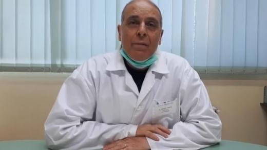 """Medicul Musta, mesaj optimist la început de an: """"Lupta continuă până când vom învinge acest virus, moment pe care îl prevăd în curând"""""""