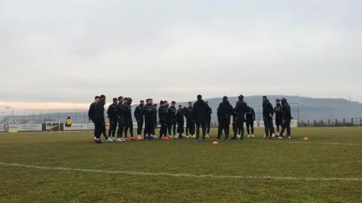 CFR Cluj s-a reunit oficial astăzi. Campionii au revenit printre ultimii la antrenamente dintre echipele din Liga 1
