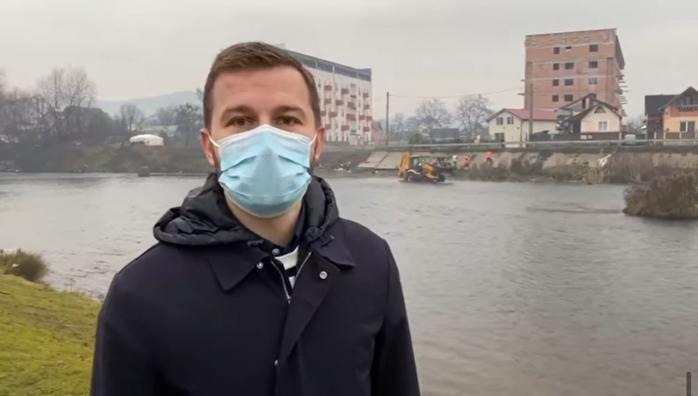 """Peisaje dezolante pe malul Someșului. Primar Florești: """"Patru persoane vinovate au fost sancţionate"""""""