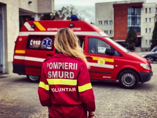 Voluntarii SMURD vor primi două mese calde pe zi din parte Primăriei Cluj-Napoca