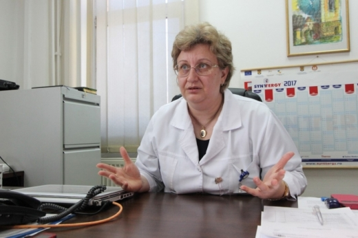 Adela Golea a demisionat din funcția de director medical al Spitalului Județean de Urgență Cluj-Napoca