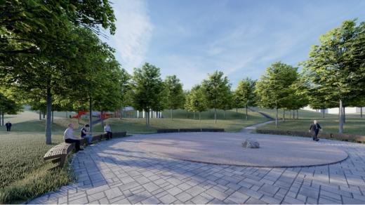 """""""Verde"""" în Zorilor! Cum va arăta Parcul Observator? - FOTO"""