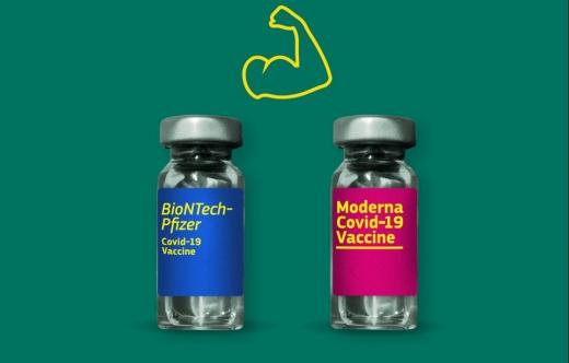 Vaccinul Moderna anti-COVID, autorizat în țările europene. Care sunt diferențele față de vaccinul Pfizer?